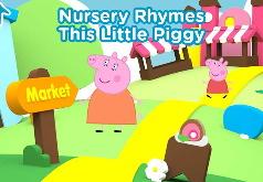 Игра Детские Стишки: Этот Маленький Поросенок