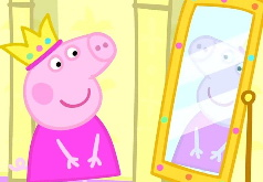 Игра Пеппа Королева