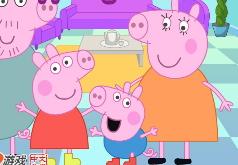 игры свинка пеппа обустраивает дом