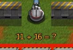 Игра Защитная Математика