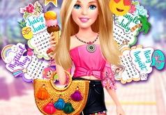 Игра Барби Зимняя Мода