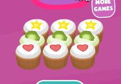 Игры Кулинария Сладкие кексы