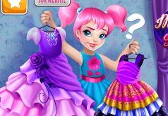 Игра Капризная Элли: Балл Принцессы