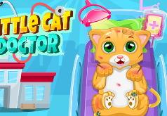 Игра Доктор для Котенка