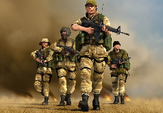 Игры универсальный солдат