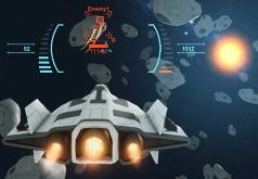 Игра Космическая Война: Космолеты