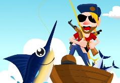 Игра Хардкорная Рыбалка