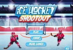 Игра Перестрелка в Хоккее
