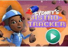 Игра Сидни: Охотница на Астероиды