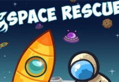 Игра Космический спасатель