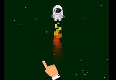 Игра Космическое Путешествие: На Ловкость