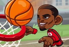 Игра Баскетбол: Трюки с Кольцом