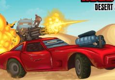 Игра Дорога Ярости 3: Заварушка В Пустыне
