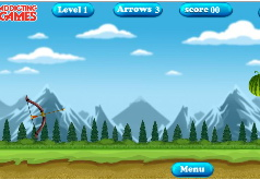 Игра Арбузный Лучник