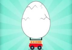 Игра Яичный Автомобиль