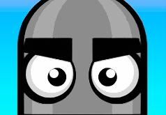 Игра Манекен Головы: Прыжки Челлендж