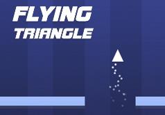 разноцветные треугольники игра