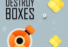 Игры Уничтожение коробок
