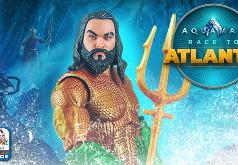 Игра Аквамен: Гонка в Атлантиду