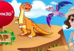 игры искать кости динозавров