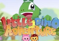 Игра Маленький Динозавр: Приключение