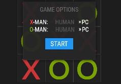 Игра Компьютерные Крестики Нолики