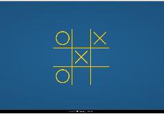 Игры крестики нолики с выбором сложности