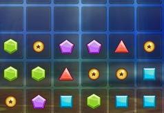 игра треугольники квадраты