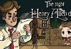 Игра Ночь Генри Аллена