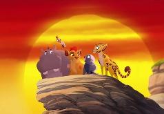 Игра Хранитель Лев: Собраться
