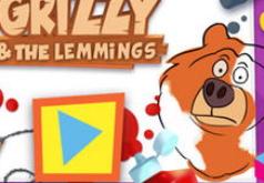 Игра Гриззи и Лемминги: Давайте Создавать