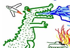 Игра Drawpico | Крокодил Онлайн