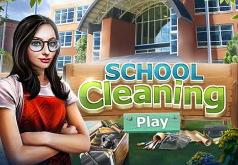 Игра Школьная Уборка