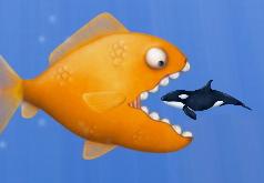 Игра Большие Рыбы Едят Маленьких
