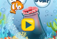 Игра Прыжки Рыбки