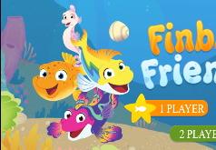 Игра Финбол с Друзьями