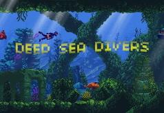 Игра Глубоководный Дайвер