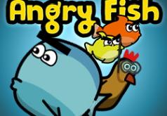 Игра Злые Рыбки: Энгри Фиш
