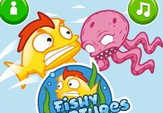 игры плавание мистера рыбы