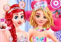 игры шоколадная принцесса