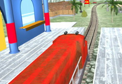 Игра Симулятор Поезда 3Д
