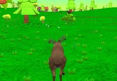 игры приключения северного оленя