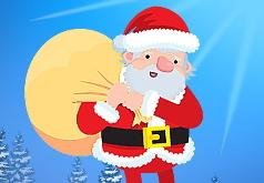 Игра Прыгай Санта Прыгай