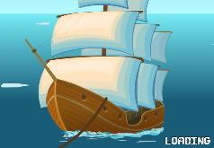 Игра Гонки на Кораблях