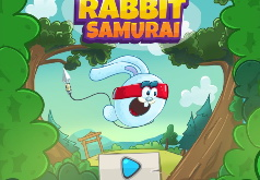 Игра Кролик Самурай
