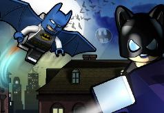 Игра Бэтмен Лего