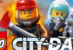 Игра Академия героев Лего Сити