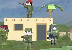 Игра Военный Майнкрафт