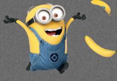 игры гадкий я миньоны бегать собирать бананы