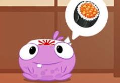 Игра Ам Ням: суши